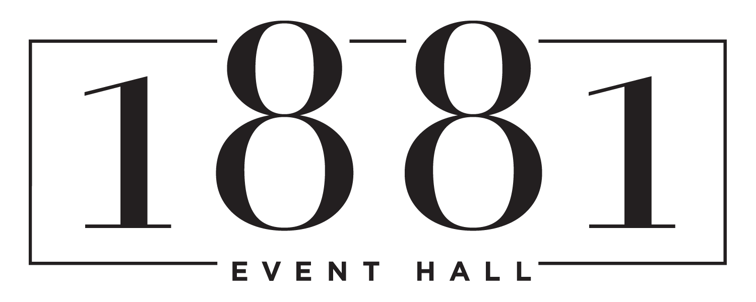1881 Event Hall Logo